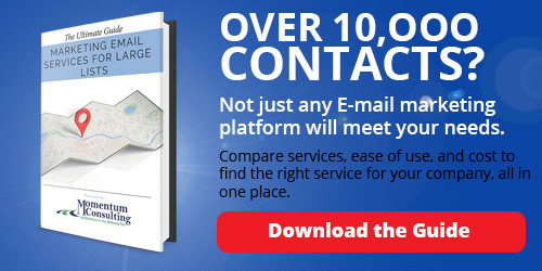 guide to email marketing services