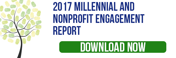 millennials and non profit engagement report