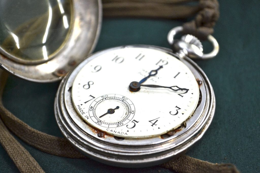 pocket watch; A/B tests for medical clinic email marketing campaigns; test date and time on email campaigns