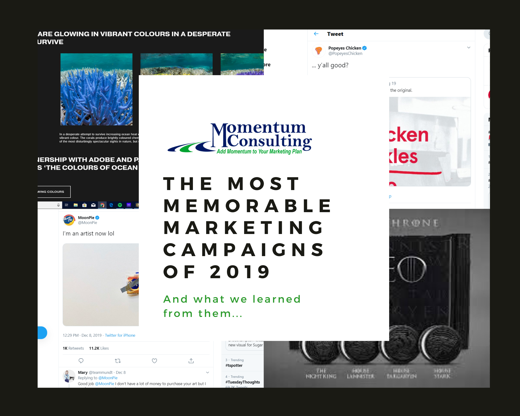 most memorable marketing campaigns of 2019