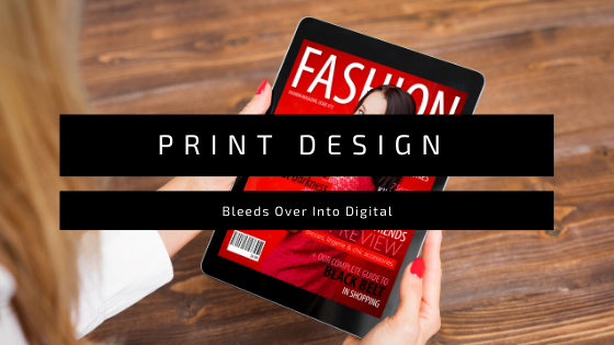 print design bleeds over into digital