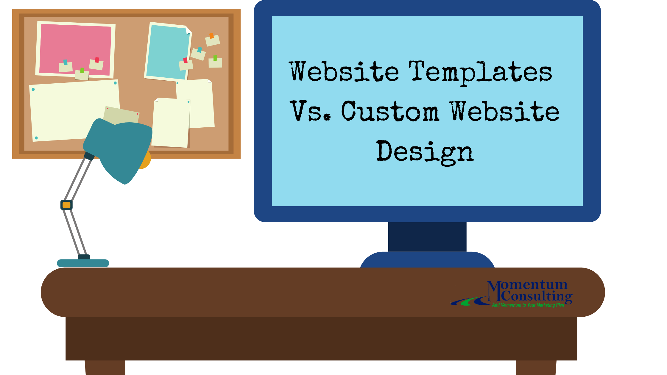 Website Templates Vs. Custom Website Design