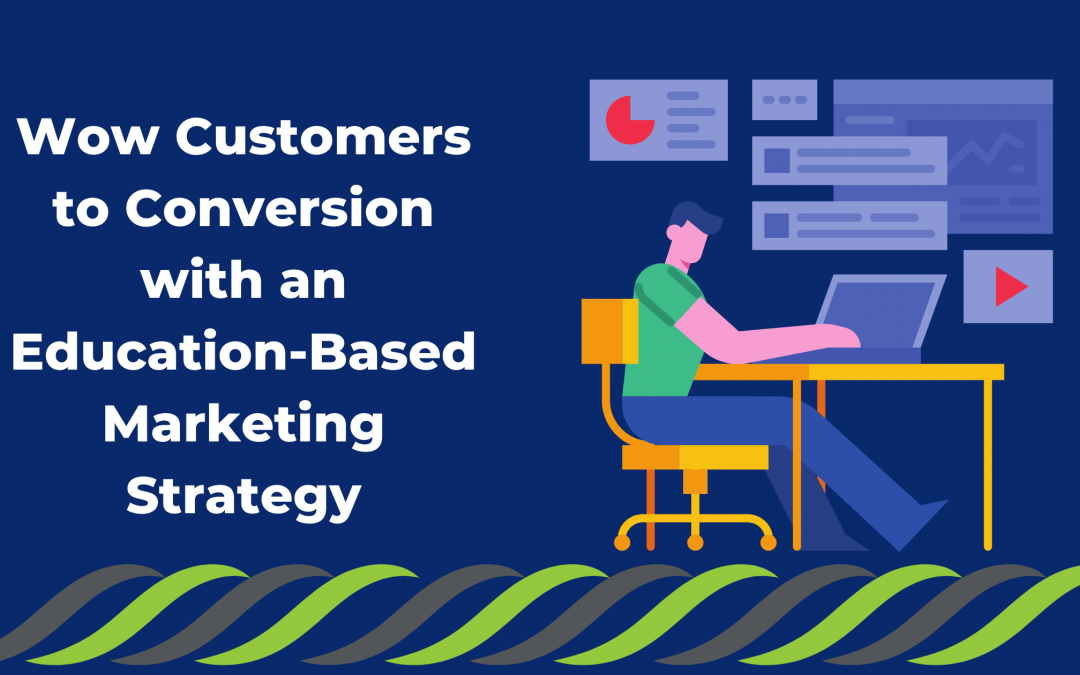 Wow Customers to Conversion with an Education-Based Marketing Strategy